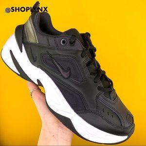 Nike M2K Tekno Black Chunky Sneaker Size 8